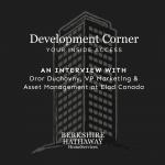 Development Corner - Elad Canada