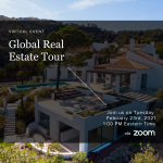 Global Real Estate Tour February 23rd
