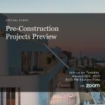 Pre Construction Seminar January 12th
